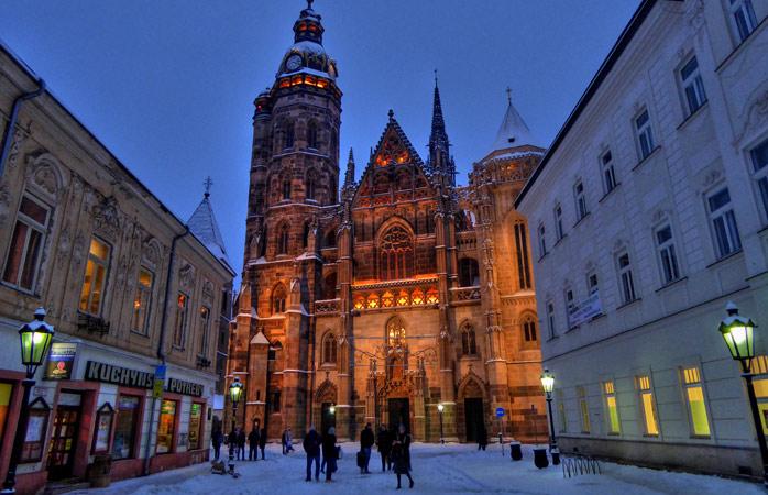 Кошице – друге за величиною місто Словаччини, але воно справедливо займає перше місце, коли мова йде про стиль
