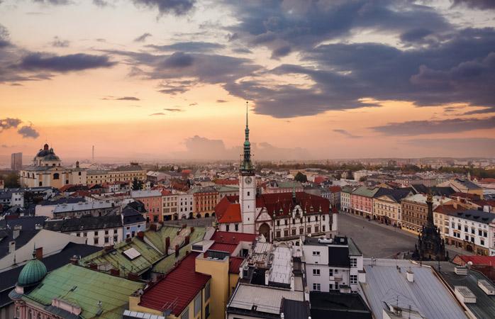 Рушаймо до Оломоуця – одного з найгарніших міст Чеської республіки