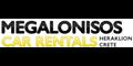 Megalonisos Car Rentals